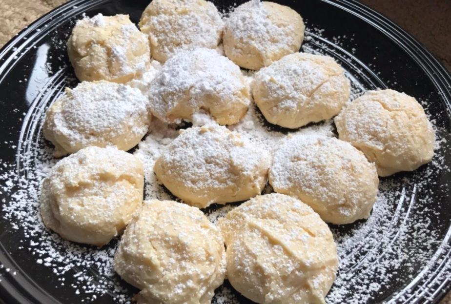 Cheesecake Cookies!
